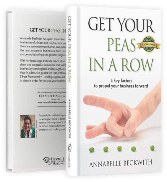 Get peas in a row